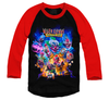 KILLER KLOWNS FROM OUTER SPACE: THE INVASION BASEBALL SHIRT