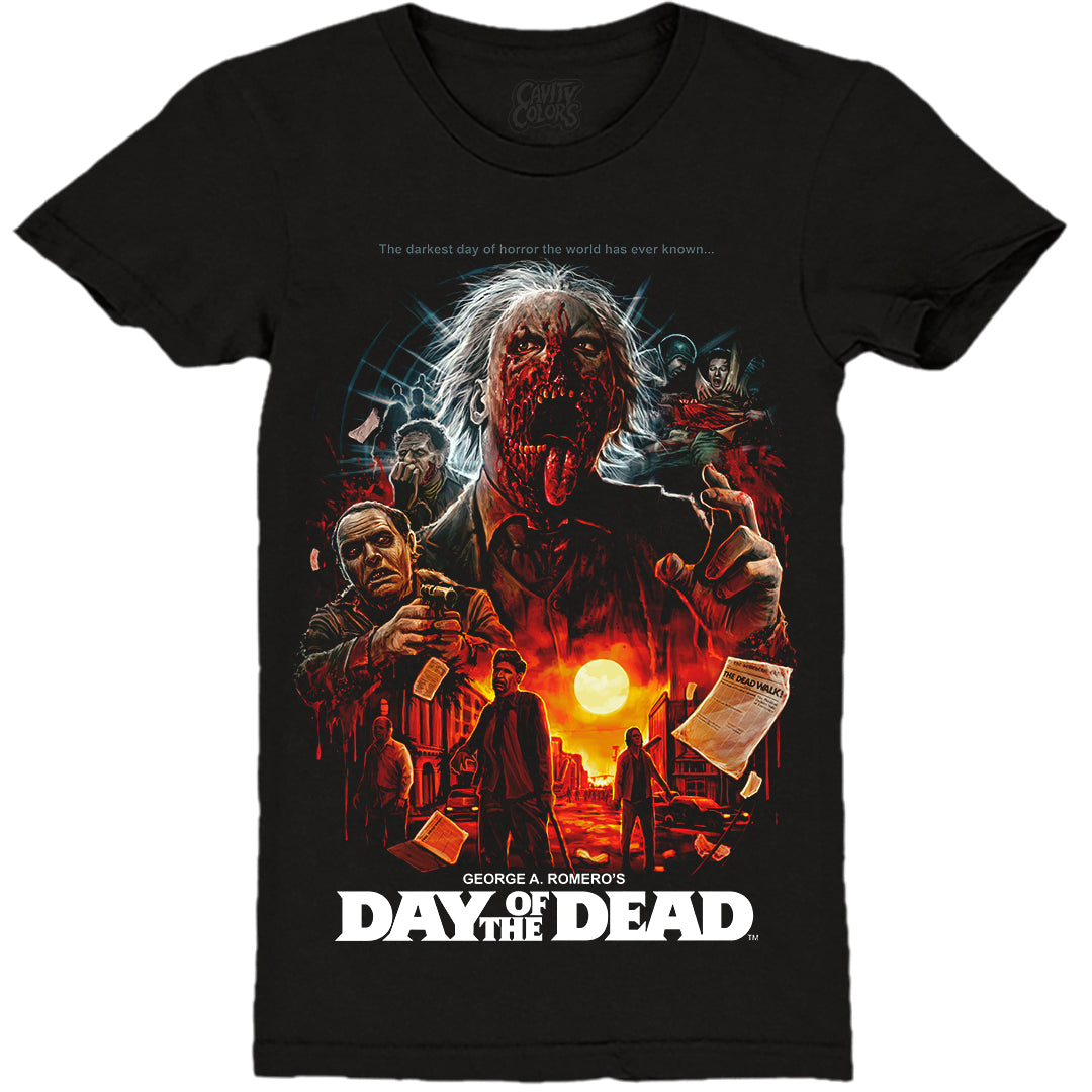 DAY OF THE DEAD: APOCALYPSE - LADIES T-SHIRT