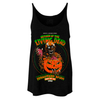RETURN OF THE LIVING DEAD: HALLOWEEN BASH - LADIES SLOUCHY TANKTOP