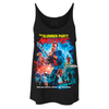 THE SLUMBER PARTY MASSACRE - LADIES SLOUCHY TANKTOP