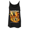 DAY OF THE DEAD - LADIES SLOUCHY TANKTOP