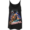 T2: SARAH CONNOR - LADIES SLOUCHY TANKTOP