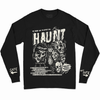 HAUNT: CLASSIC SPOOKSHOW - GLOW IN THE DARK LONG SLEEVE SHIRT