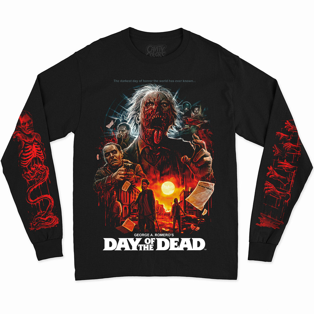 DAY OF THE DEAD: APOCALYPSE - DELUXE LONG SLEEVE SHIRT