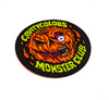 MONSTER CLUB - WOVEN PATCH
