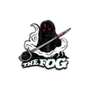 THE FOG - GLOW IN THE DARK - ENAMEL PIN