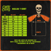 RETURN OF THE LIVING DEAD - RAGLAN T-SHIRT