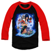 ELVIRA'S HOLIDAY HORROR - BASEBALL SHIRT
