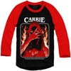 CARRIE - HORROR NOVEL BASEBALL SHIRT