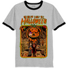EVERY DAY IS HALLOWEEN - RINGER T-SHIRT
