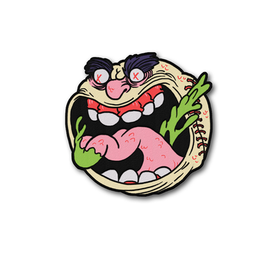 MADBALLS - SCREAMIN' MEEMIE ™ WOVEN PATCH
