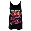 HALLOWEEN: THE CURSE OF MICHAEL MYERS - LADIES SLOUCHY TANKTOP