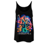 TERMINATOR 2: SARAH CONNOR - LADIES SLOUCHY TANKTOP