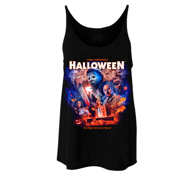 HALLOWEEN® 40TH ANNIVERSARY - LADIES SLOUCHY TANKTOP