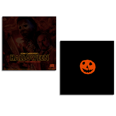 HALLOWEEN® 40th Anniversary - TURNTABLE SLIPMAT