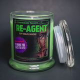 """RE-AGENT"" CANDLE"
