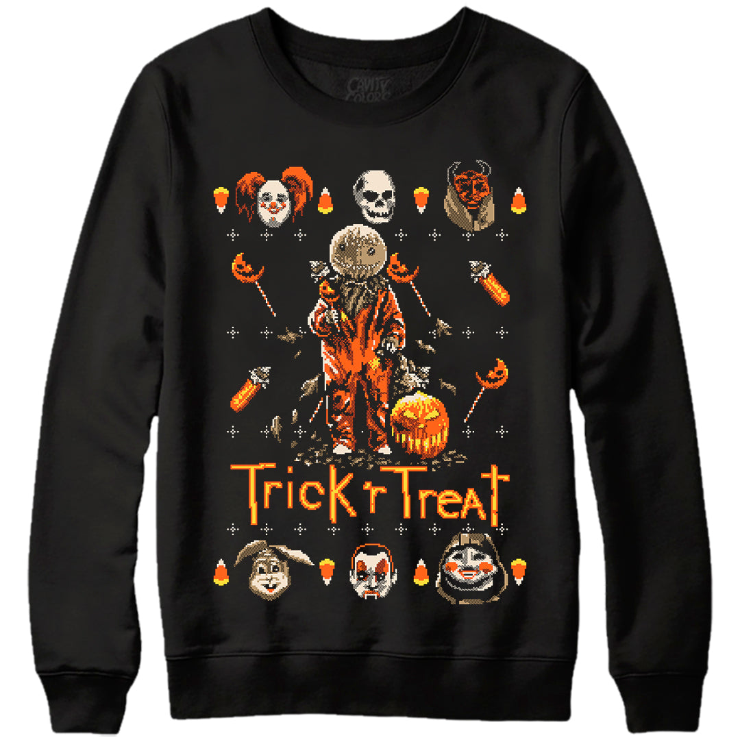 TRICK 'R TREAT - SAMHAIN CREWNECK SWEATER