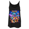 KILLER KLOWNS: THE INVASION - LADIES SLOUCHY TANKTOP
