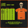 THE FACE OF HALLOWEEN - POCKET TEE