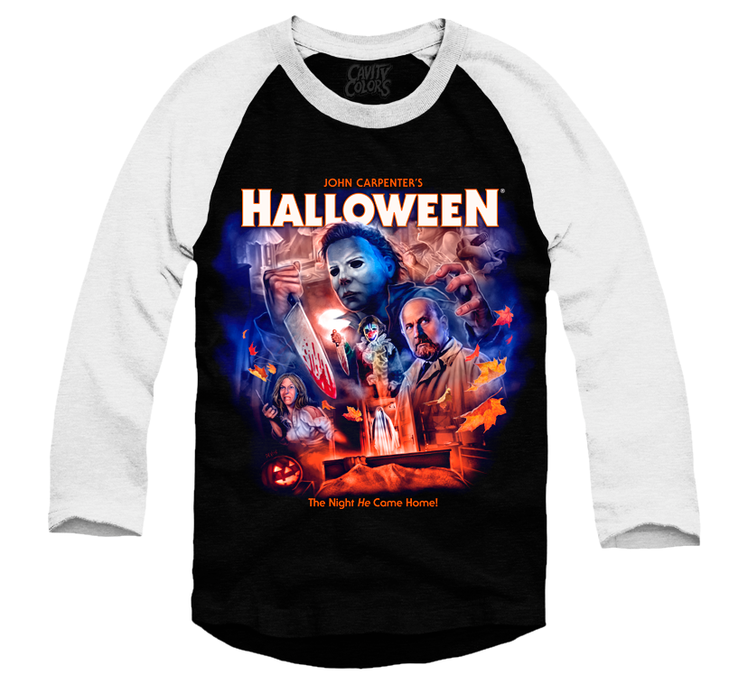 d430fbbd HORROR T-shirts - Cavitycolors - CAVITYCOLORS, LLC