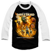 DAY OF THE DEAD - BASEBALL SHIRT