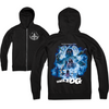 THE FOG  - ZIP UP HOODIE