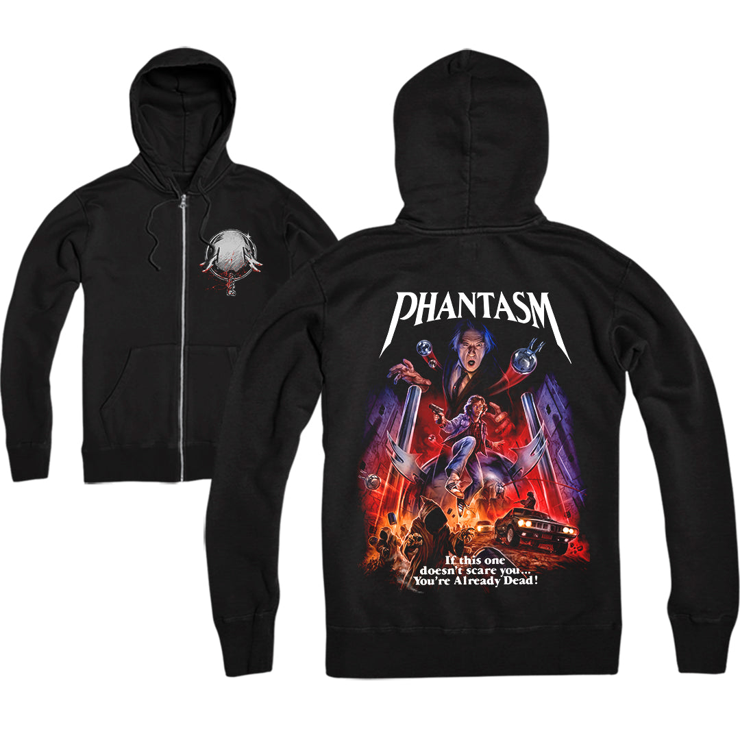 PHANTASM: 1979 - ZIP-UP HOODIE