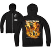 DAY OF THE DEAD - ZIP UP HOODIE
