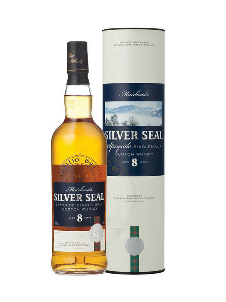 Muirhead Silver Seal 8YO Single Malt Whisky