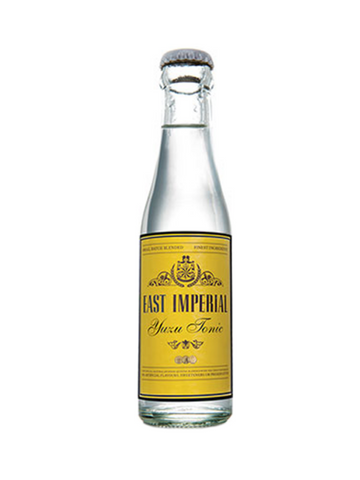 East Imperial Yuzu Tonic 4 pack