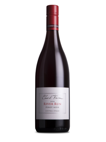 Chard Farm River Run Pinot Noir 2018