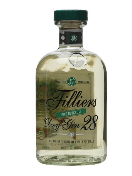 Filliers Pine Three Blossum Gin