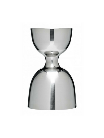 Jigger: Bell 30 / 60ml Stainless Steel