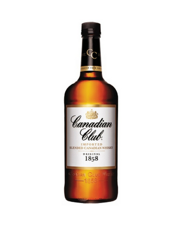 Canadian Club Whisky 1