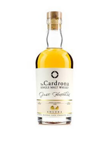 "Cardrona Single Malt 3YO ""Just Hatched"" Solera 375ml"