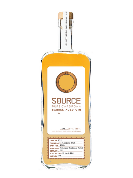 The Source Barrel Aged Pink Gin 750ml