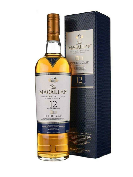 The Macallan Double Cask 12YO Highland Single Malt Scotch Whisky