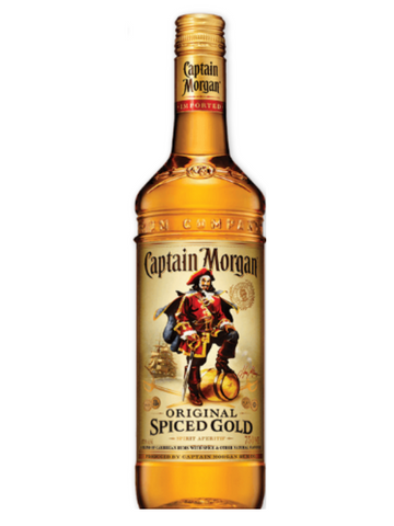 Captain Morgan Spiced Rum 1L