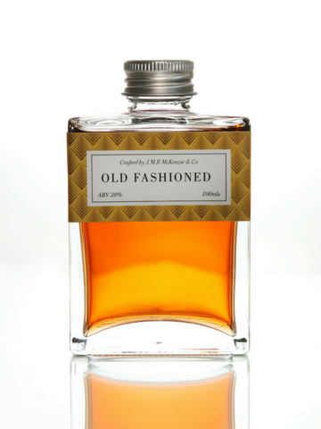 JMR Old Fashioned | NZ | Pre-Mixed Cocktails