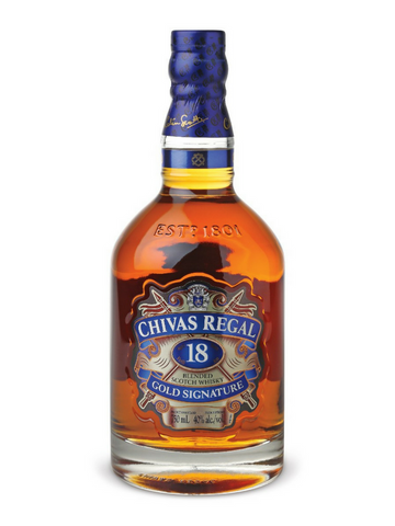 Chivas Regal 18 Year Old Whisky | NZ