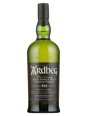 Ardbeg 10 Year Old Single Malt Whisky | NZ | Buy online