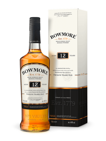 Bowmore 12YO Islay Single Malt