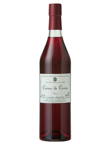 Briottet Creme de Cerise 700ml Cherry Liqueur | NZ