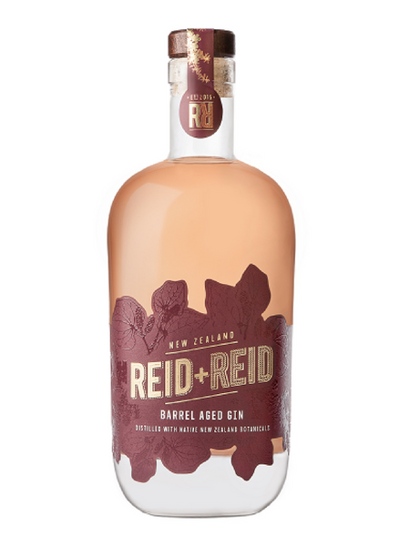 Reid and Reid Barrel Aged Gin | NZ | $5 Freight