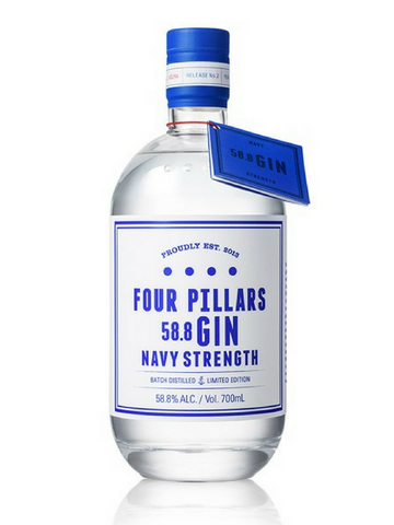 Four Pillars Navy Strength Gin | NZ | $5 freight