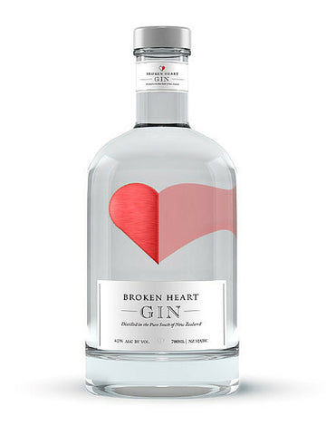 Broken Heart Gin | New Zealand | NZ | Free shipping