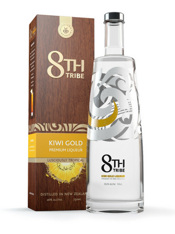 8th Tribe Kiwi GOLD Liqueur | NZ