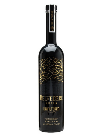 Belvedere Vodka Unfiltered | NZ | $5 freight