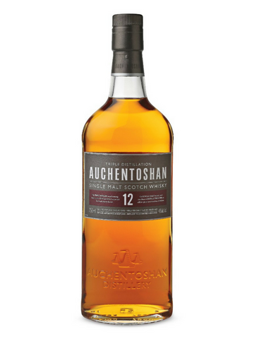 Auchentoshan 12 Year Old Single Malt Whisky | NZ