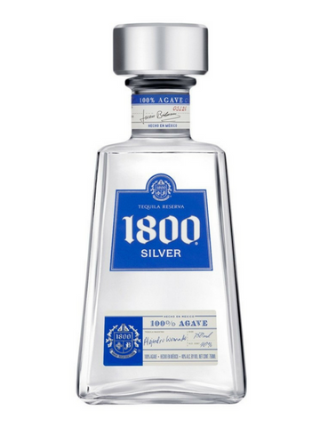 1800 Silver Tequila | NZ | $5 freight
